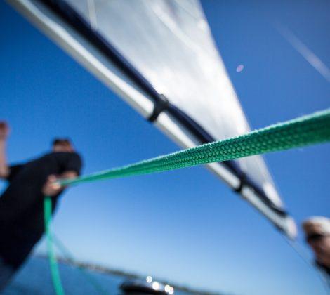 Personal training yacht retreat